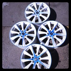 Other - Rx350 rims